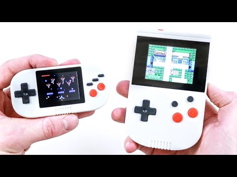 Mini Pocket Arcade Classics!