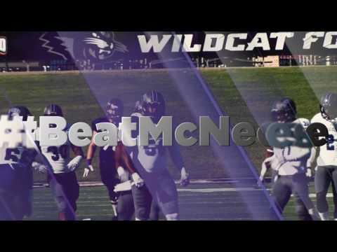 Football: #BeatMcNeese