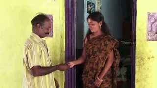 Angry wife's neighborhood lady being poor & innocent - Manaivi Amaivathellam Movie Scenes