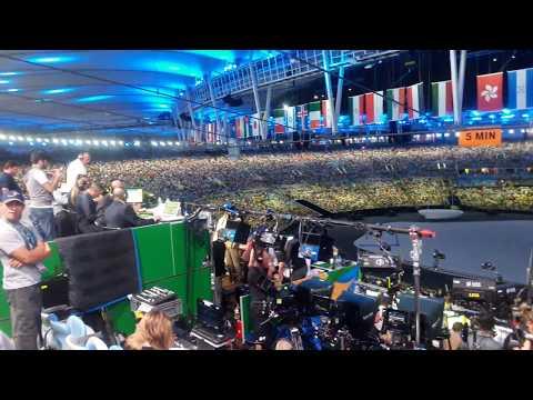 Olympics Opening-2016- Maracana Stadium, Rio, Brazil Part-2