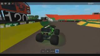 Roblox Monster Jam Commentary #99 (ItsYourBoiZachary)