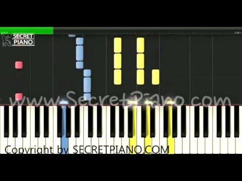 As Long As You Love Me - BackStreet Boys,악보없이 피아노 1곡 3일 마스터!-시크릿피아노(secretpiano.com)