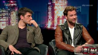 E POI C'È CATTELAN #EPCC - Intervista a Luca Marinelli e Alessandro Borghi