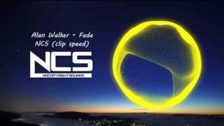 Alan Walker   Fade NCS (clip speed)