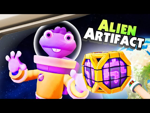 ALIEN Rescued The ARTIFACT That Could SAVE THE WORLD! - Floor Plan 2 VR