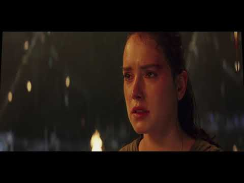 Time Is Running Out - Reylo (MAJOR TROS SPOILERS).