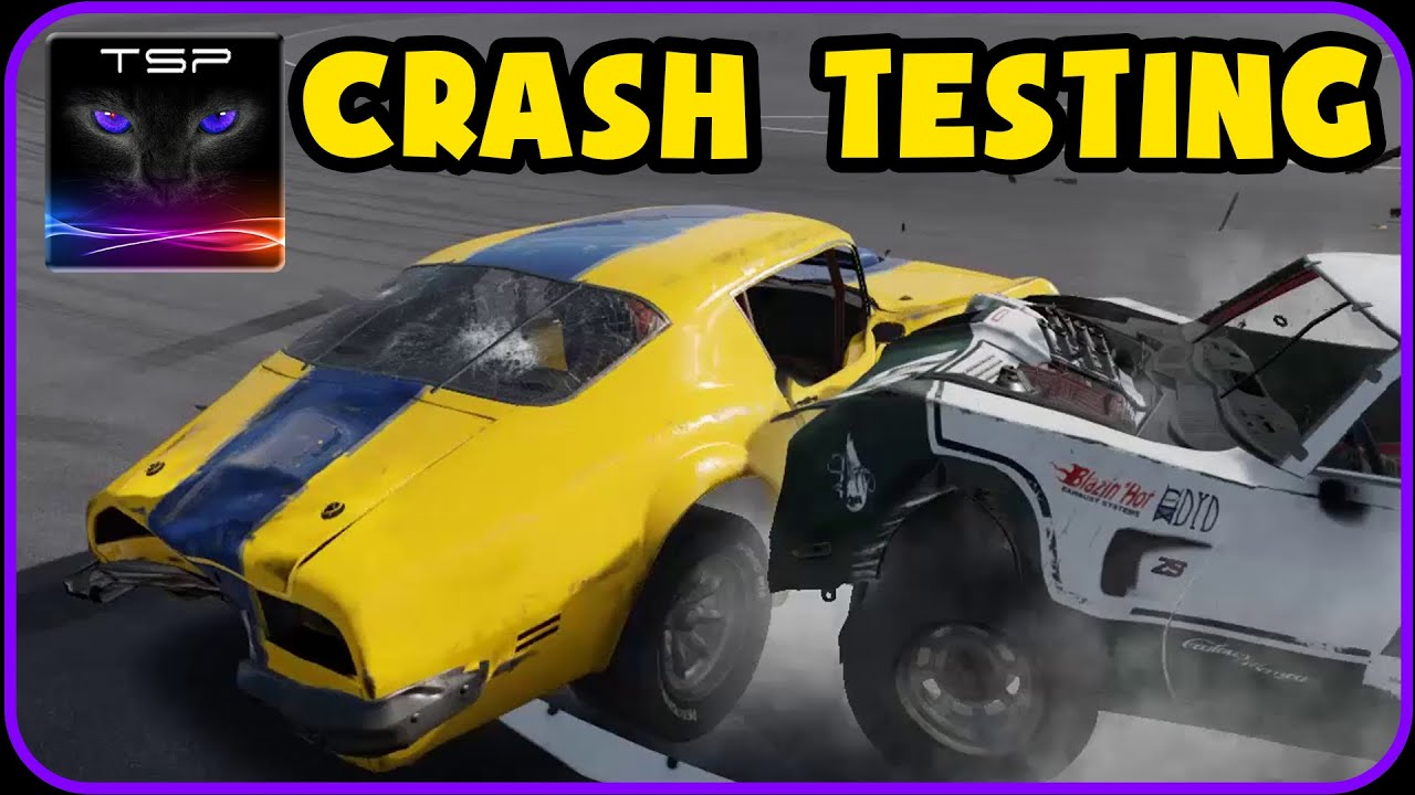wreckfest crash testing pontiac firebird trans am 1970. Black Bedroom Furniture Sets. Home Design Ideas