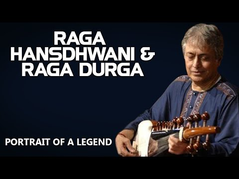 Raga Hansdhwani & Raga Durga   Amjad Ali Khan(Album: Portrait of a Legend- Amjad Ali Khan)
