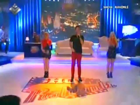 Elvin Babazade - rak tak tak, show Rehimli