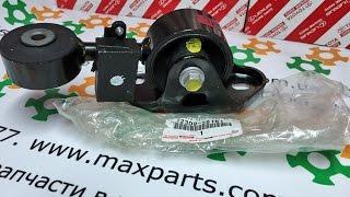 12309-28160 12309-28161 Опора подушка двигателя правая Toyota Camry 40 Lexus ES(, 2014-12-25T08:11:17.000Z)