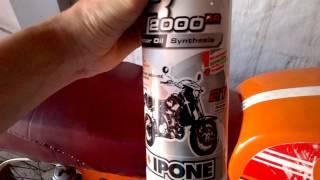 Масло Ipone 2T для Jawa (Cezet)