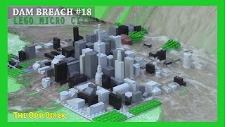 LEGO Dam Breach #18 - LEGO Micro City #1 thumbnail