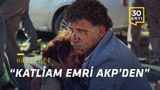 AKP-IŞİD ortaklığı…Cenazede zulüm…Erdoğan kapakta…Danıştay üyesinden skandal…Kürt işçilere saldırı…