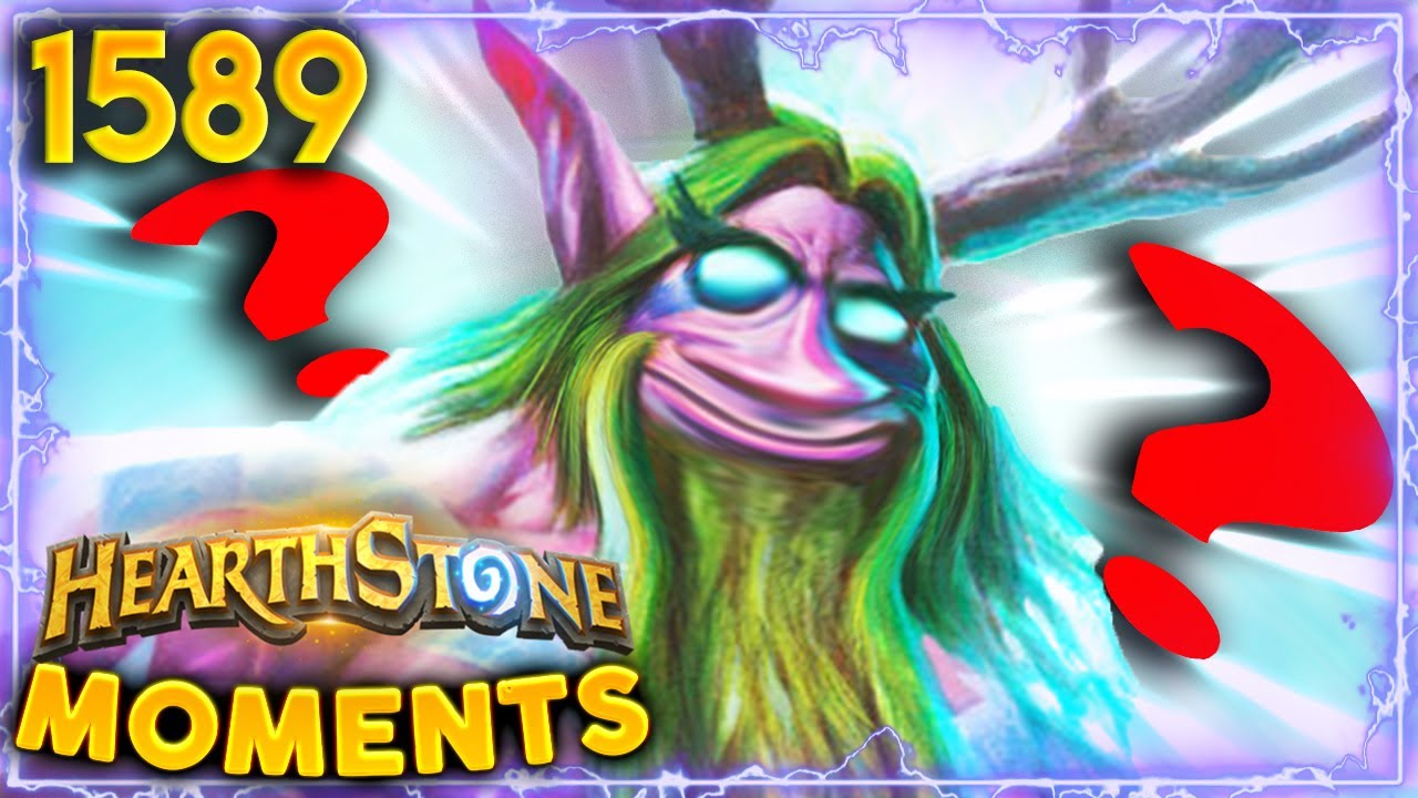 THIS CLASS Is BROKEN And Blizzard Should Act! | Hearthstone Daily Moments Ep.1589 thumbnail