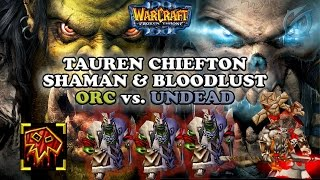 Grubby | Warcraft 3 The Frozen Throne | Orc vs. UD - TC, Shaman, & Bloodlust(A viewer requested TC & Mini Taurens so I had to oblige along with some Shamans and it ended up being a fun match! (Game Played on 17-Jul-2016) ..., 2016-07-19T18:50:04.000Z)