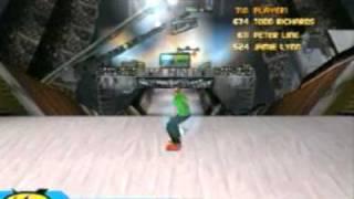 X Proboarder Gamestar Testvideo