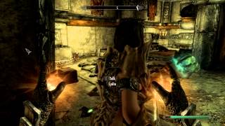 Skyrim Magisode 20 - Hot Person Sitting on a Shelf