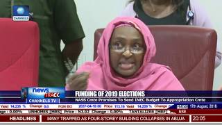 2019 Elections: NASS Committees To Decide Source Of INEC Budget Funding