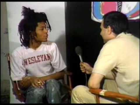 basquiat's interview