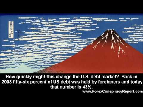 Why Is Japan Selling US Treasuries?
