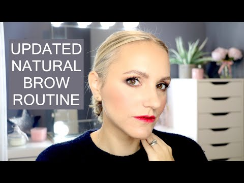 UPDATED NATURAL BROW ROUTINE thumbnail