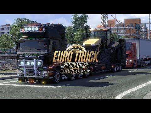 ETS2 !LIVE !  EU 3  !!  R&P Trans GMBH ,🔴LIVE🔴] [Euro Truck Simulator 2] [Multiplayer:)