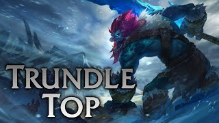 League of Legends | Classic Trundle Top - Full Game Commentary
