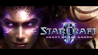 StarCraft 2: Heart of the Swarm BlizzCon Official Trailer