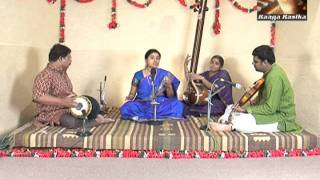 Carnatic concert appreciation DVD Clip 4