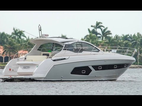 2017 Azimut Atlantis 43 Sport Yacht For Sale at MarineMax Naples