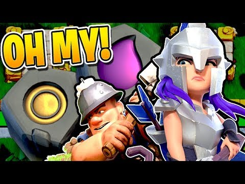 RUNES, SKINS, AND MINERS...OH MY! - Let's Play TH11 - Clash of Clans