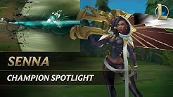 Champion Spotlight: Senna   Gameplay – League of Legends