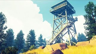 Firewatch - Full Game Walkthrough Gameplay & Ending (No Commentary) (All Cutscenes Game Movie)