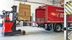 Feuerwehr kümmert sich um Schutzausrüstung | hessenschau
