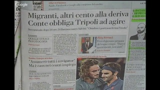 Rassegna stampa - Giulio Cainarca - 21/01/2019