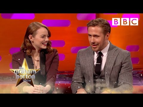 Thumbnail: Ryan Gosling on taking his mother to award ceremonies - The Graham Norton Show: Episode 13 - BBC One