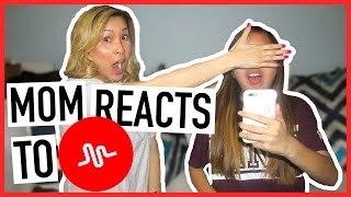 ASIAN MOM REACTS TO MUSICAL.LYS! | MUSICAL.LY CRINGEFEST