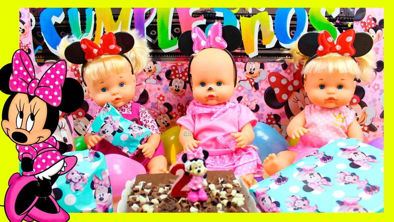 Fiesta de Cumpleaños de Alice Bebés Nenuco Hermanitas Traviesas con ...