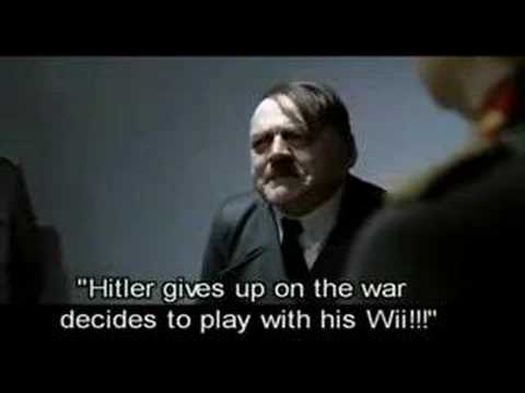 A Rant About Being Banned From is listed (or ranked) 4 on the list The Top 10 Hitler Downfall Parodies Of All Time