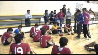 庇道學校 學界手球 男a 決賽之後