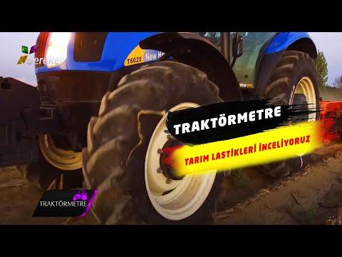 Traktörmetre