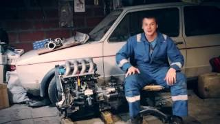 18. VW Golf GTI за 45.000! Капитальный ремонт двигателя закончен!(Прошло чуть больше с момента покупки двигателя на авторазборе. В этой серии я покажу как проходила сборка..., 2016-10-04T09:21:20.000Z)