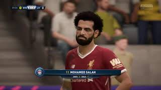FIFA18 Episode 14 : THE CHAMPIONS LEAGUE FIXTURE 2 : BORUSSIA DORTMUND AWAY