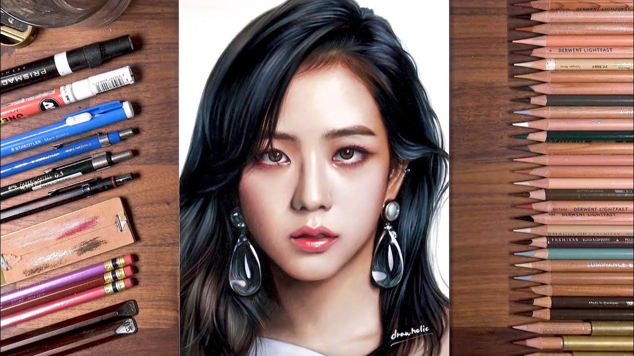 Drawing BLACKPINK: Jisoo | drawholic