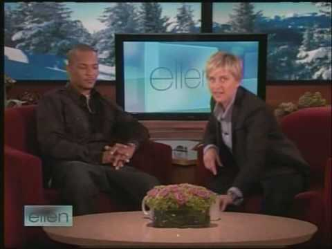 TI Interview At Ellen Show 1/19/2009