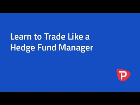 Learn to Trade Like a Hedge Fund Manager