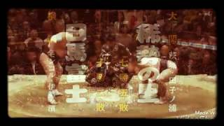 稀勢の里 vs 日馬富士 初場所~九州場所 6番 大相撲トーナメント 1番 日...