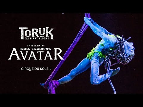 A Stunning Odyssey... TORUK! | OFFICIAL Cirque du Soleil TRAILER | Tune in Every Thursday!