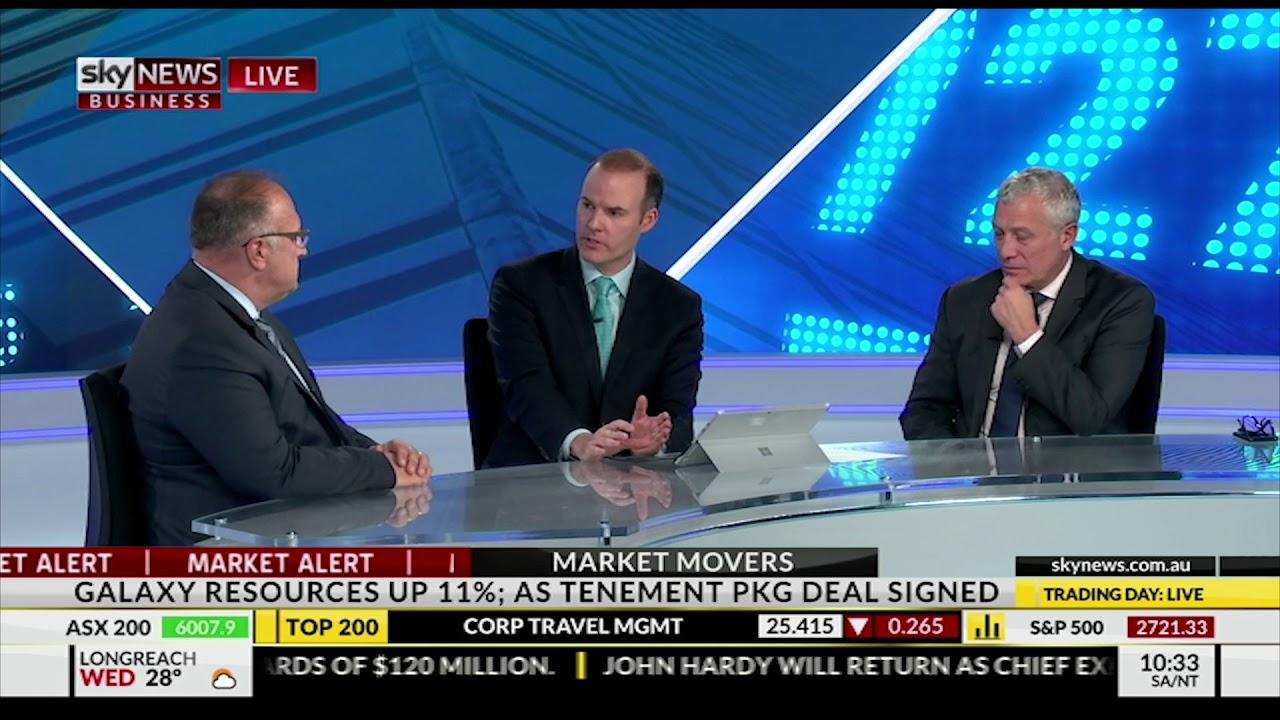 Olaf Pietschner speaks to Sky News Business