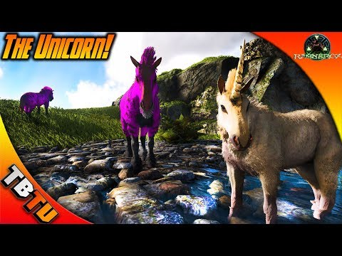 UNICORN TAMING AND BREEDING! TWIN EQUUS MUTATIONS! Ark Survival Breeding - Ragnarok - Gaming evolved